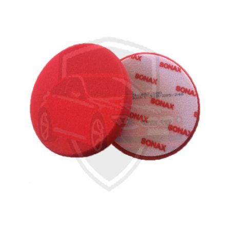 Pad sonax rouge 160 mm