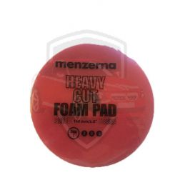 pad menzerna rouge 125 mm