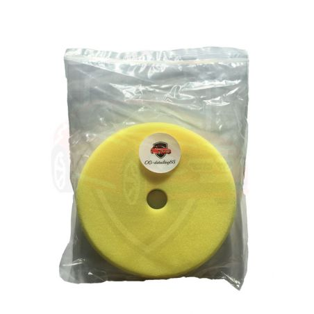 Pad jaune medium 125mm