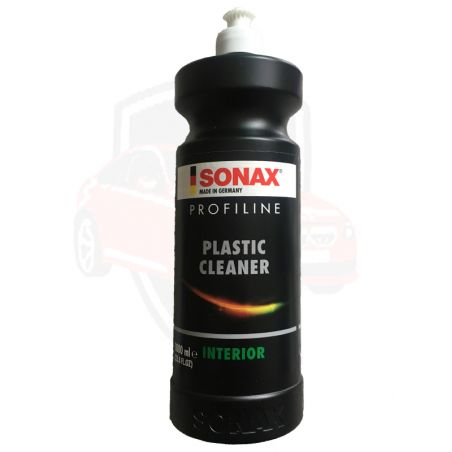 sonax plastic cleaner interior